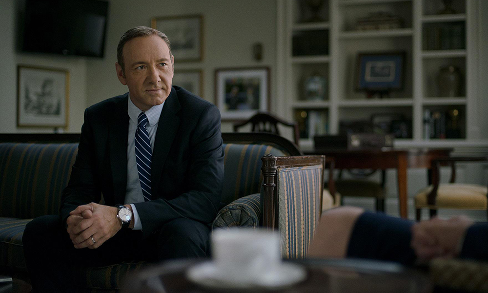 Best Anti-Hero TV Shows | House of Cards