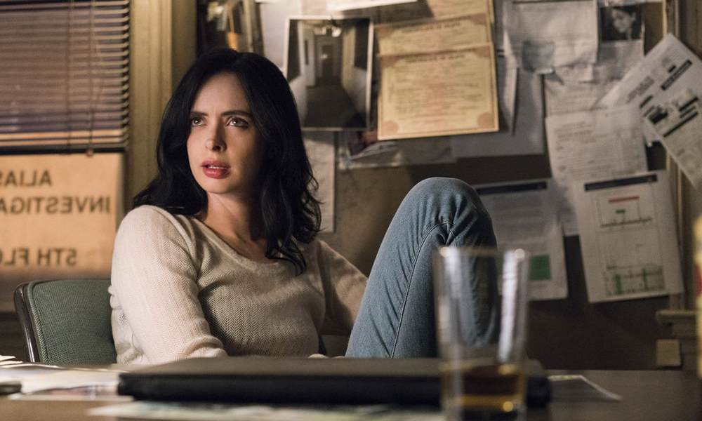 Best Anti-Hero TV Shows | Jessica Jones
