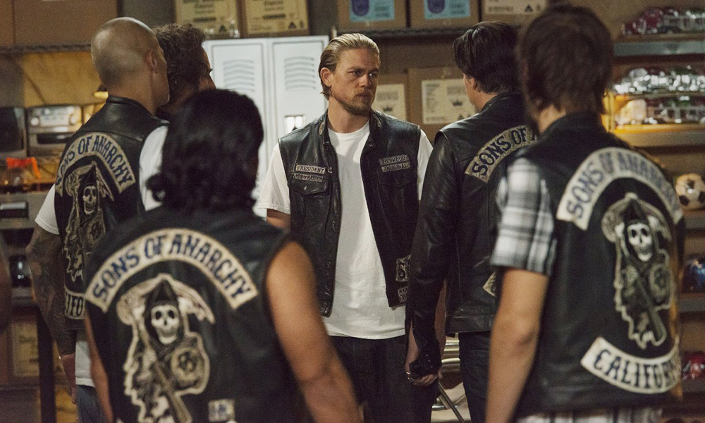 Best Anti-Hero TV Shows | Sons of Anarchy
