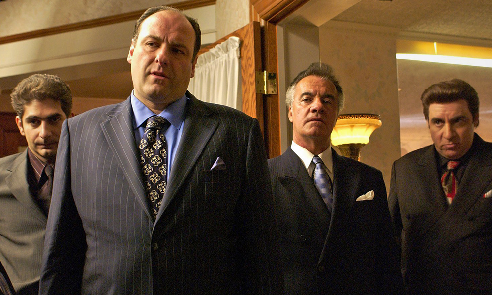 Best Anti-Hero TV Shows | Sopranos