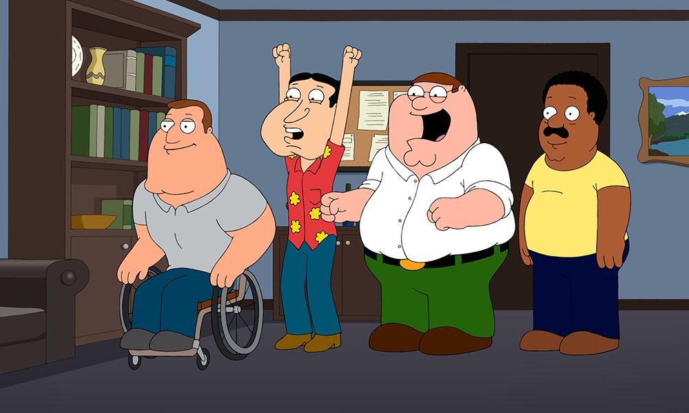 Best TV Neighbors | Family Guy