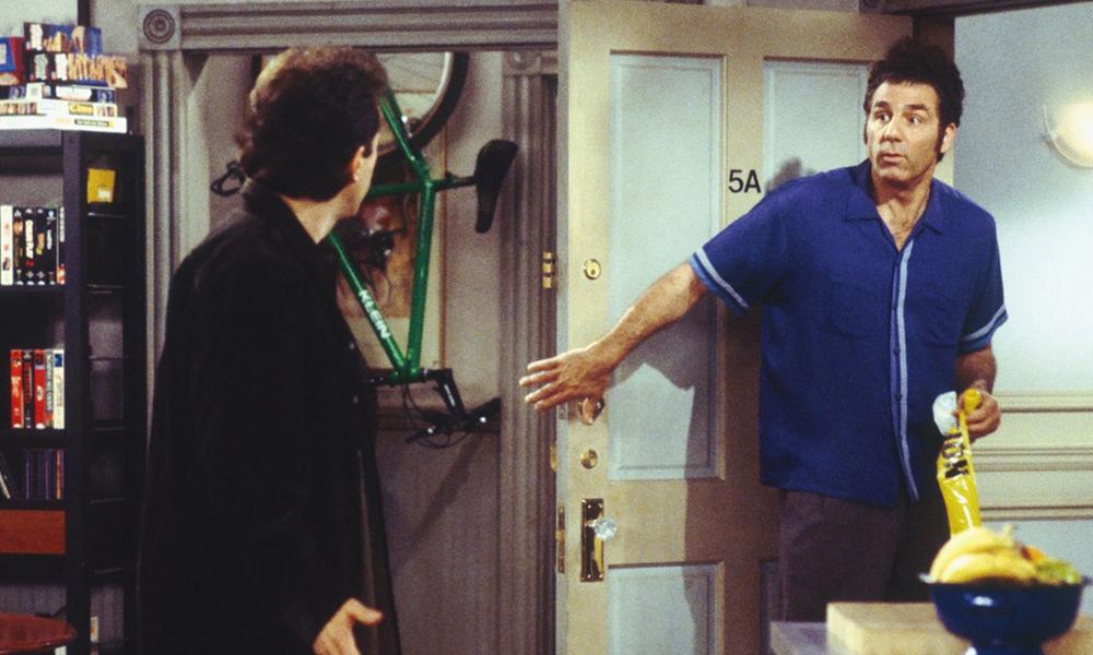 Best TV Neighbors | Seinfeld
