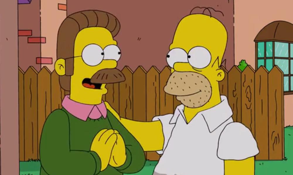 Best TV Neighbors | Simpsons