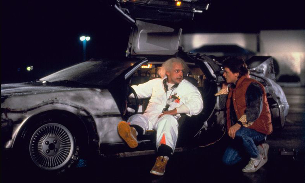 Best Time Travel Movies | Back to the Future