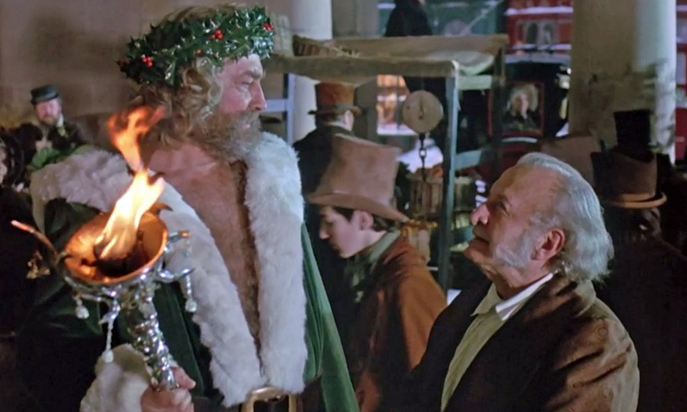 Best Time Travel Movies | A Christmas Carol