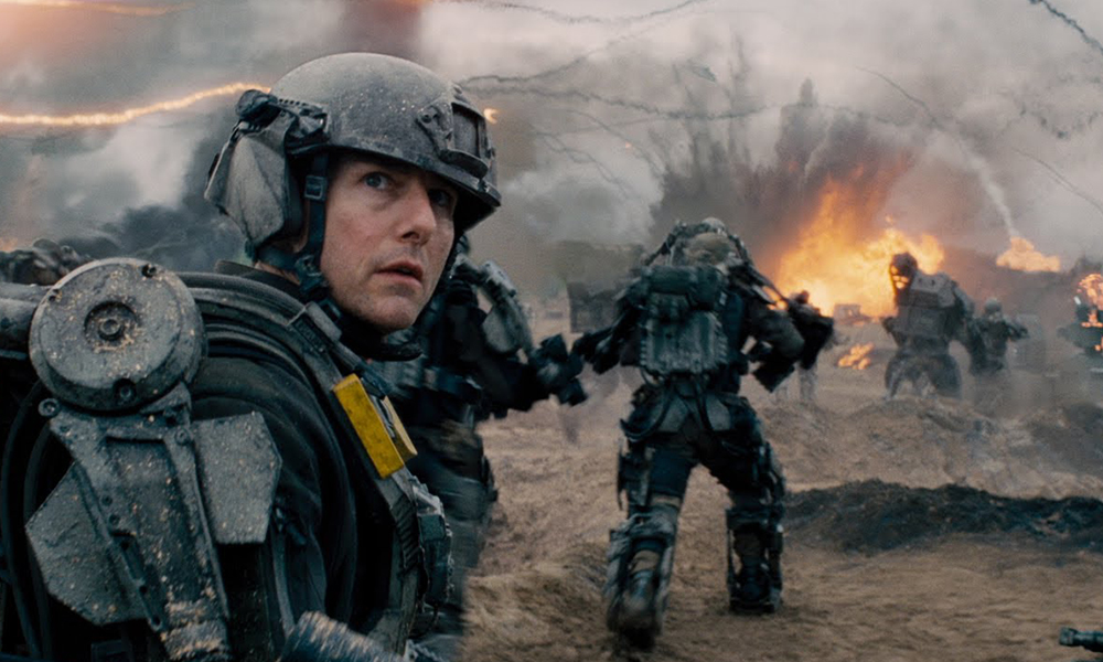 Best Time Travel Movies | Edge of Tomorrow