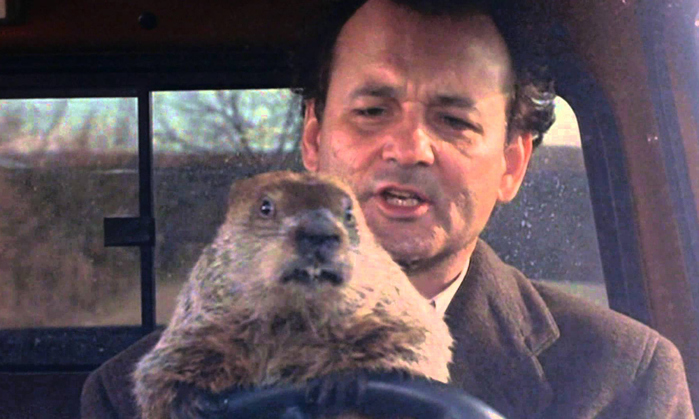 Best Time Travel Movies | Groundhog Day