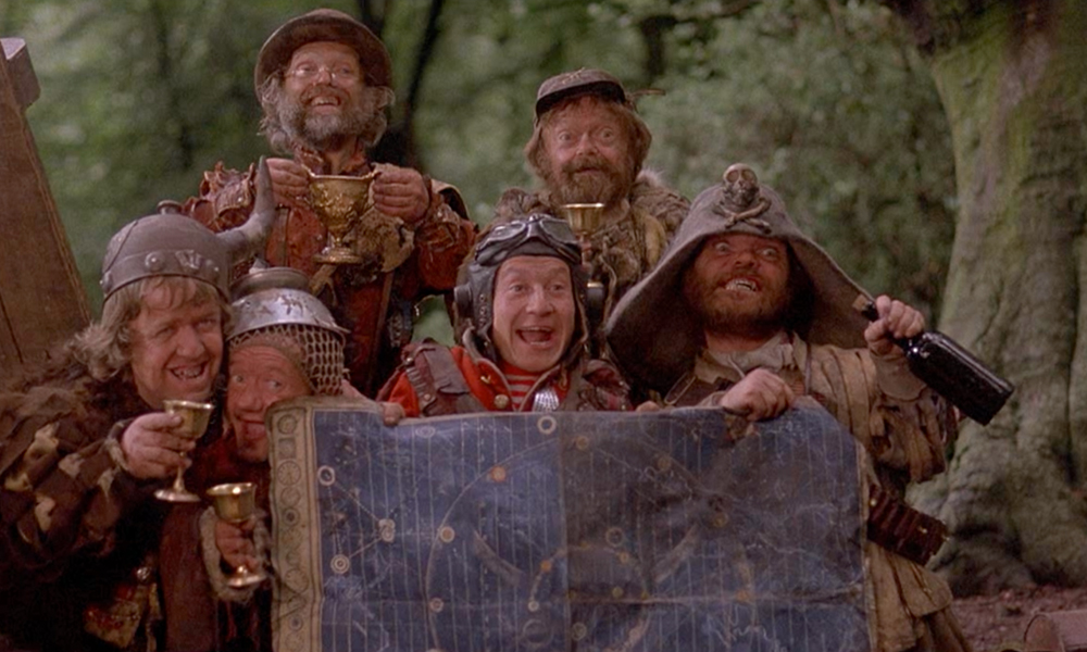 Best Time Travel Movies | Time Bandits