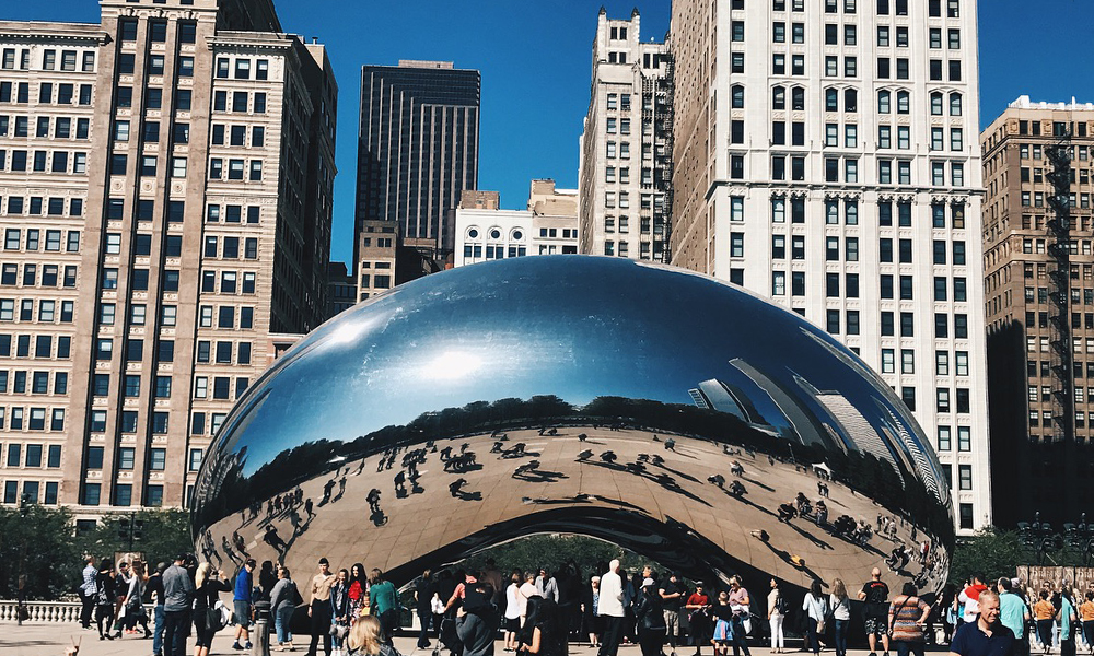 Best Instagram Photo Ops in America | The Bean