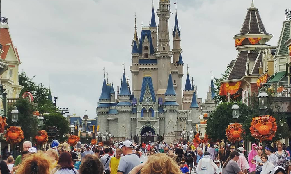 Best Instagram Photo Ops in America | Disney Parks