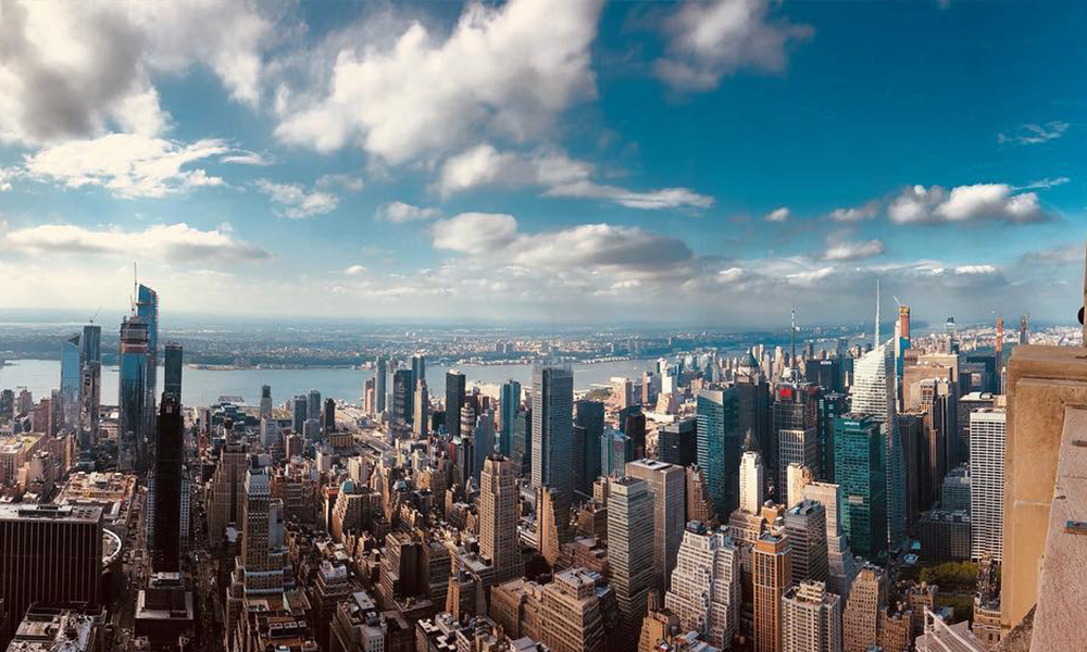 Best Instagram Photo Ops in America | Empire State Building