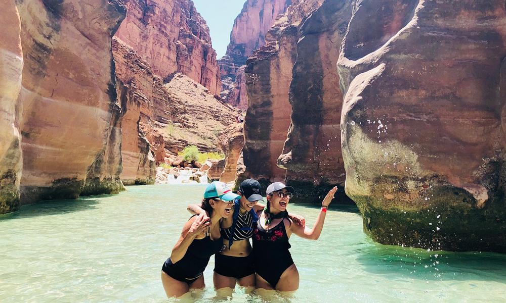Best Instagram Photo Ops in America | Havasu Creek