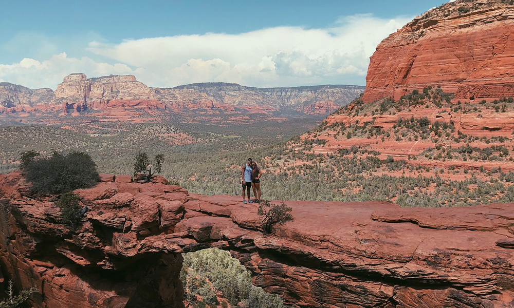Best Instagram Photo Ops in America | Sedona National Park