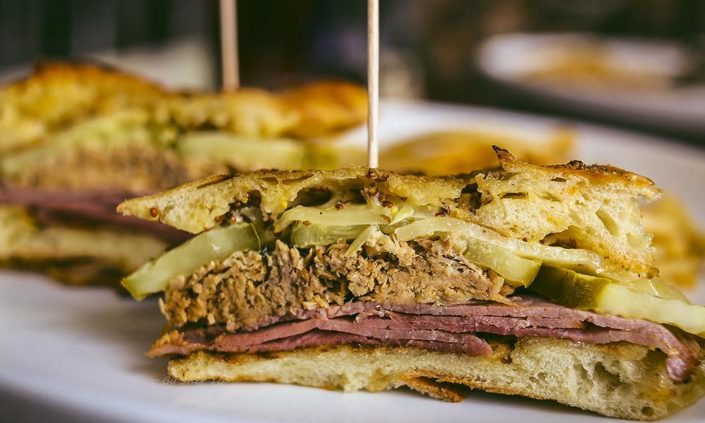 Best Hot Sandwiches | Cuban Sandwich