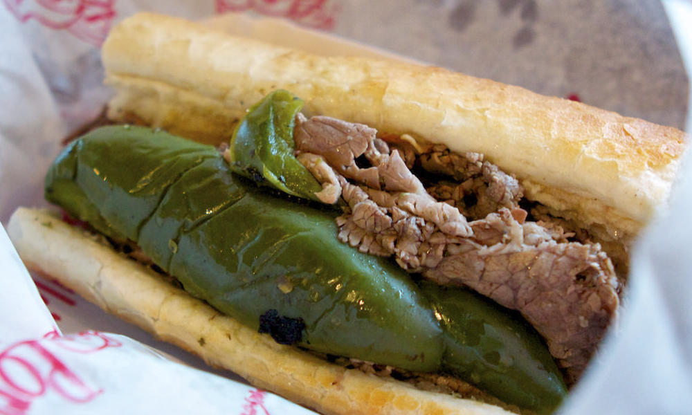 Best Hot Sandwiches | Italian Beef