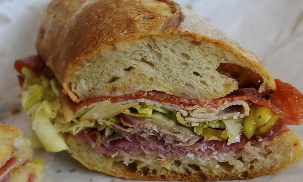 Best Hot Sandwiches | Italian Grindner