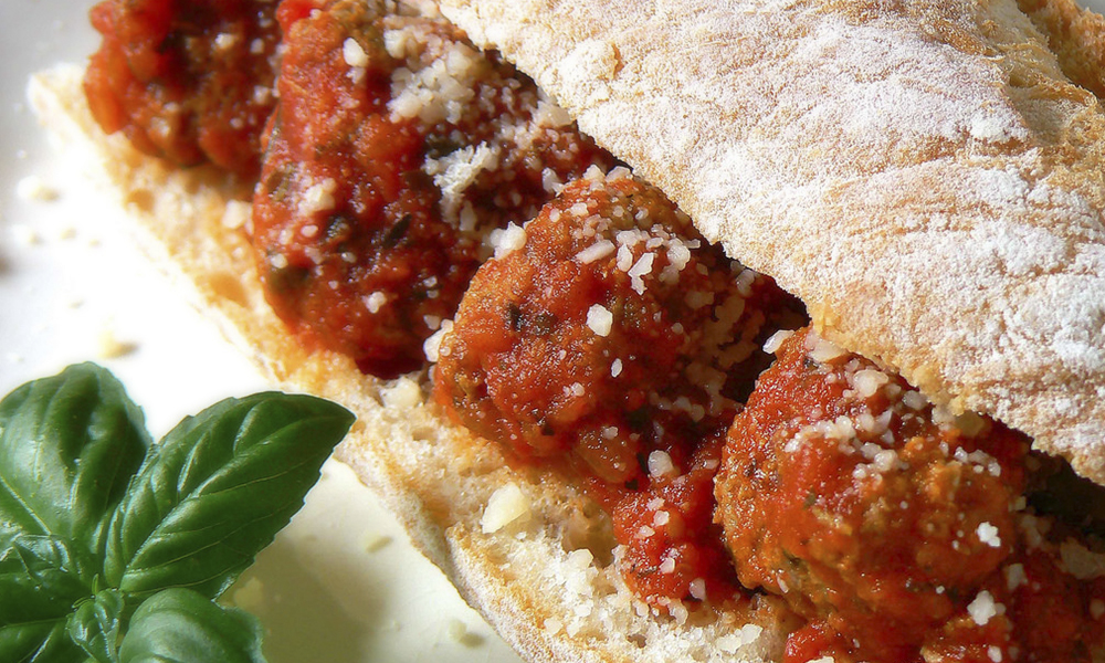 Best Hot Sandwiches | Meatball Sub