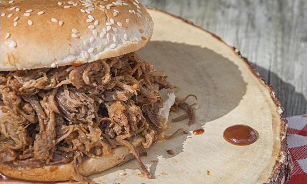 Best Hot Sandwiches | Pulled Pork Sandwich