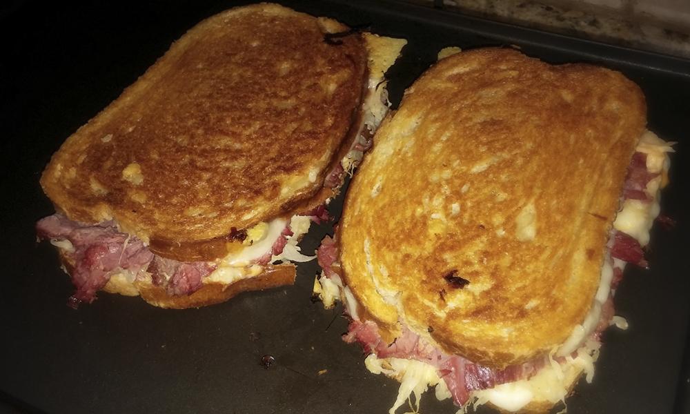 Best Hot Sandwiches | Reuben