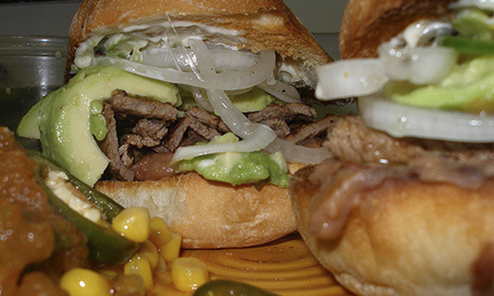 Best Hot Sandwiches | Torta