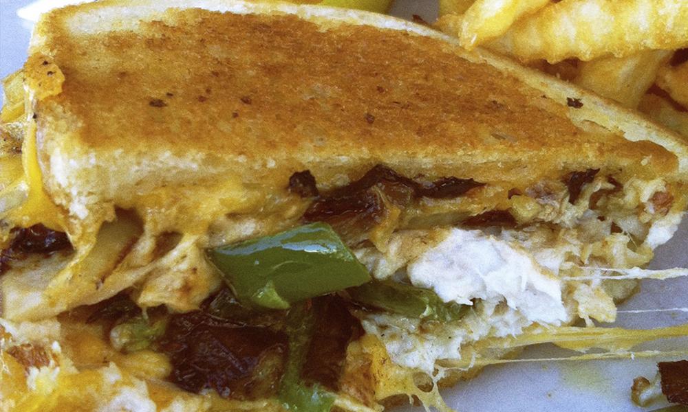 Best Hot Sandwiches | Tuna Melt