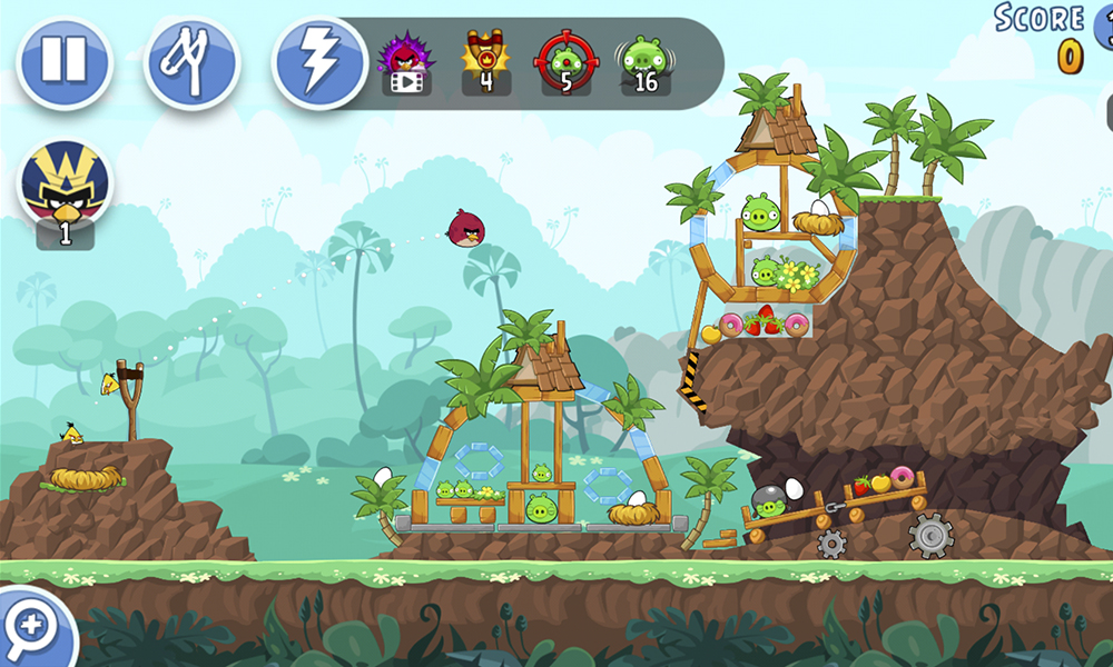 Games that Revolutionized Gaming | Angry Birds
