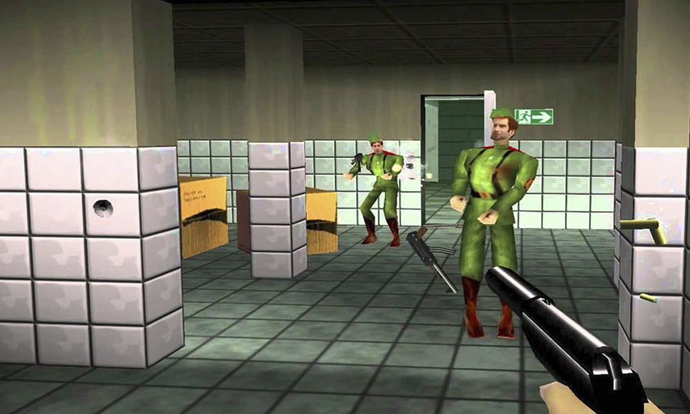 Games that Revolutionized Gaming | Goldeneye
