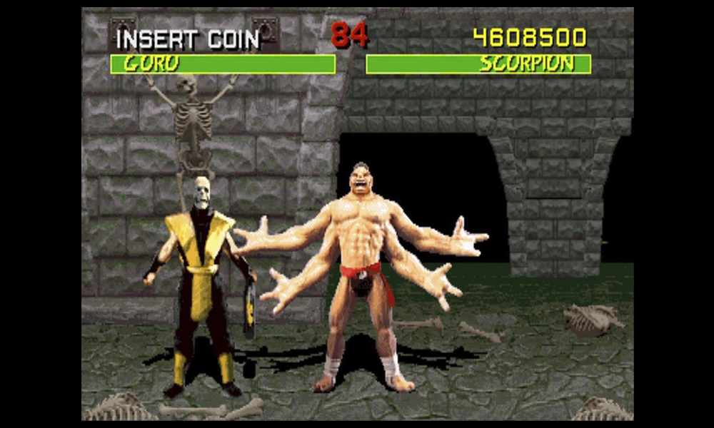 Games that Revolutionized Gaming | Mortal Kombat