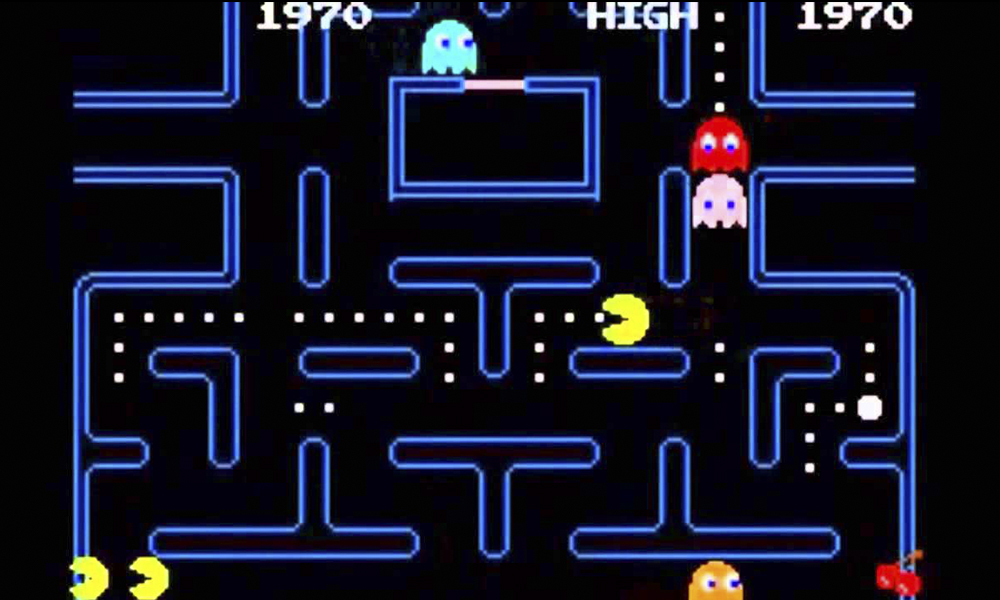 Games that Revolutionized Gaming | Pac Man