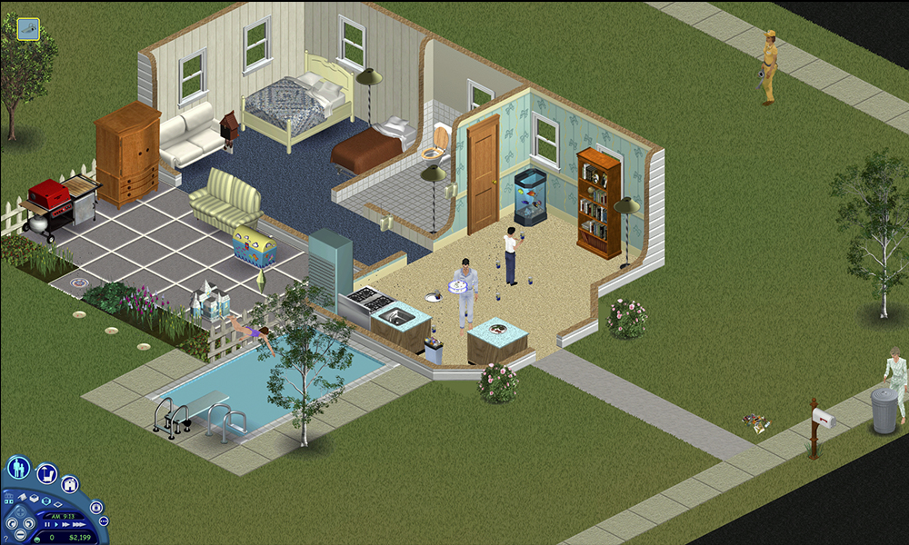 Games that Revolutionized Gaming | Sims