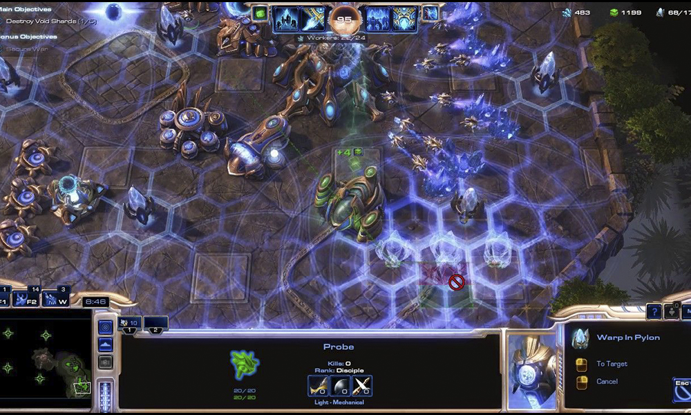 Games that Revolutionized Gaming | Starcraft