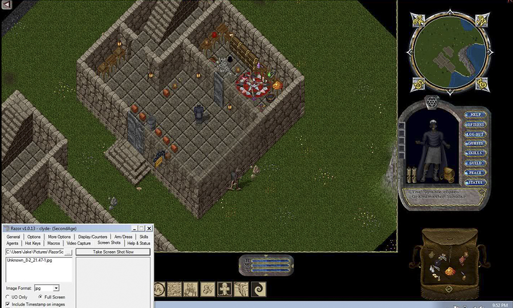 Games that Revolutionized Gaming | Ultima Online