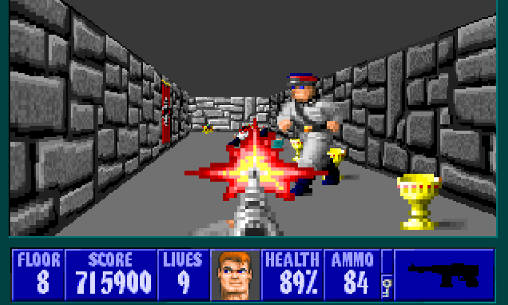 Games that Revolutionized Gaming | Wolfenstein