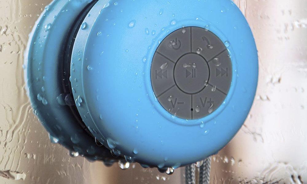Life Hack Products | Shower Speaker