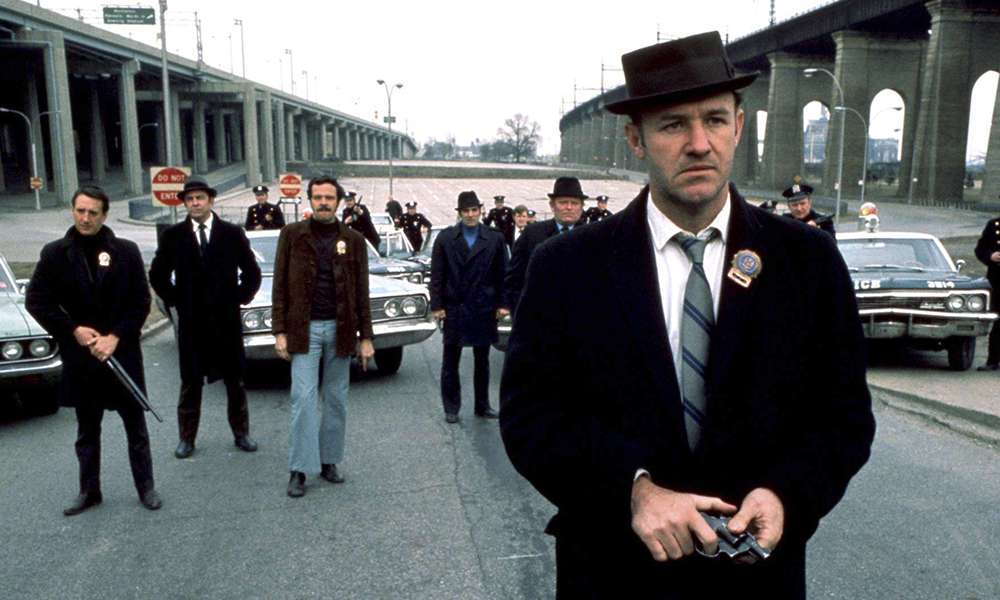 Best Gangster Films - French Connection