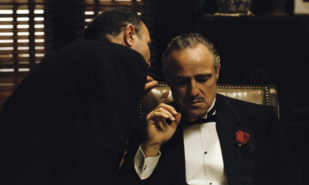Best Gangster Films - The Godfather