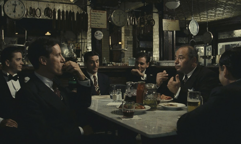 Best Gangster Films - Once Upon A Time in America