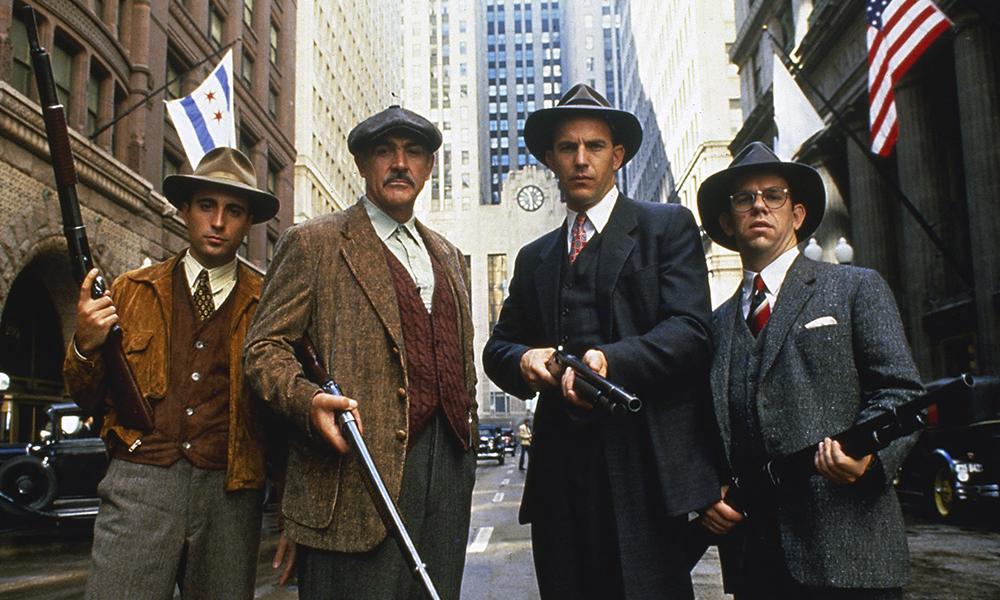 Best Gangster Films - Untouchables