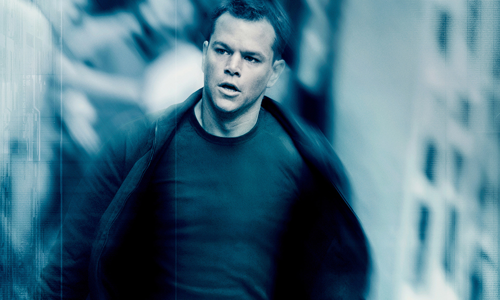 Best Amnesia Movies - The Bourne Franchise