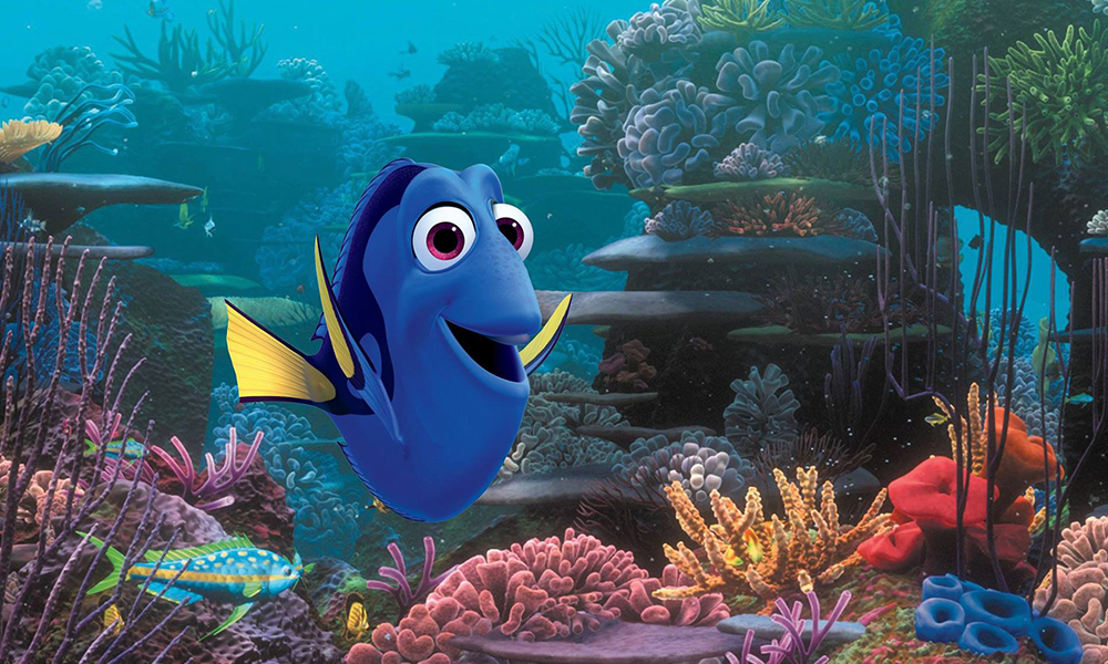 Best Amnesia Movies - Finding Dory