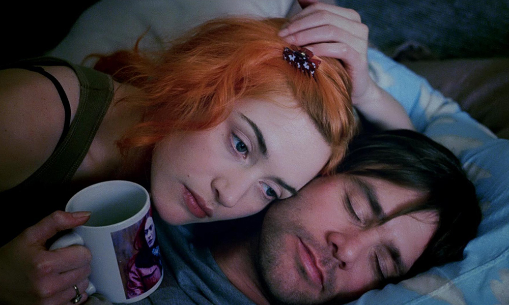 Best Amnesia Movies - Eternal Sunshine of the Spotless Mind