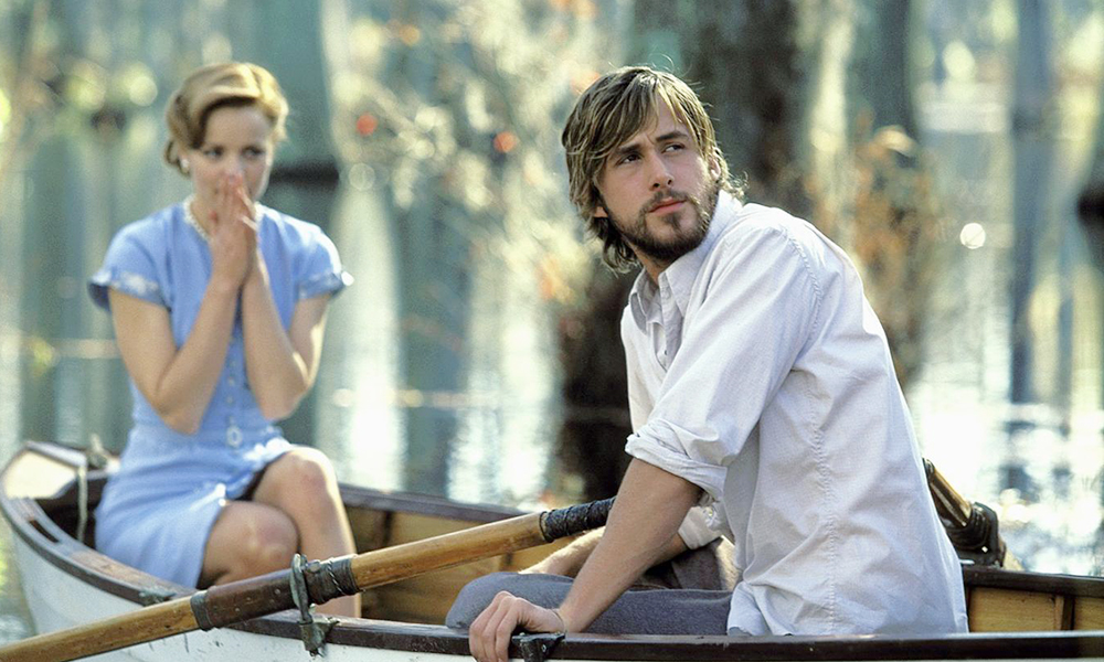 Best Amnesia Movies - The Notebook
