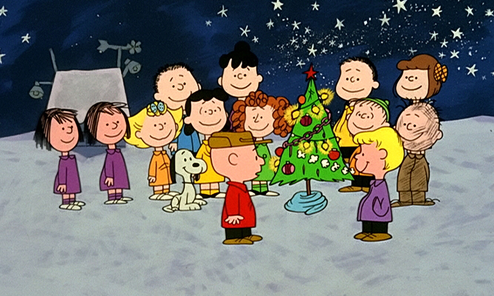 Best Christmas Movies - A Charlie Brown Christmas