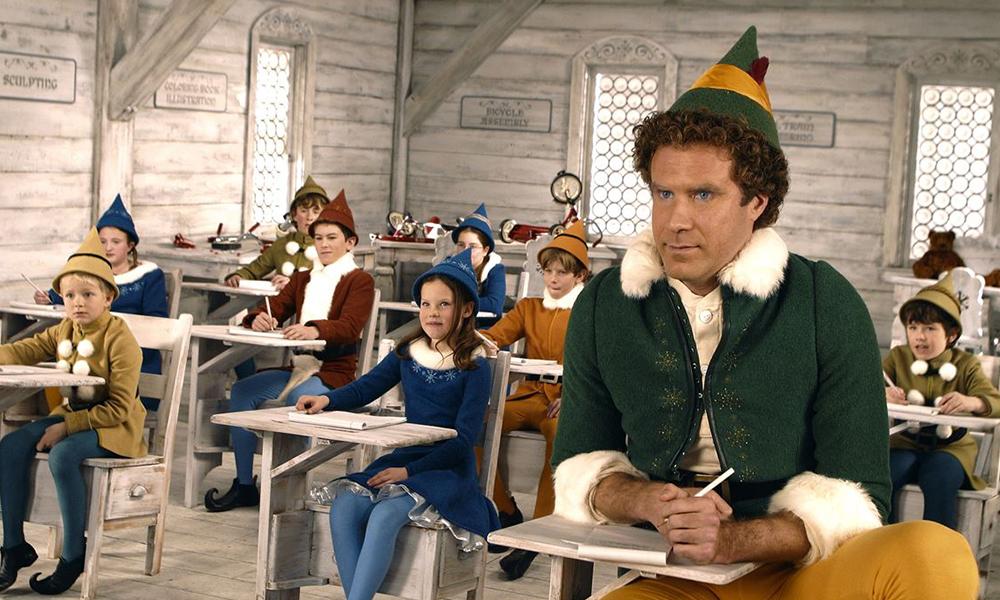 Best Christmas Movies - Elf