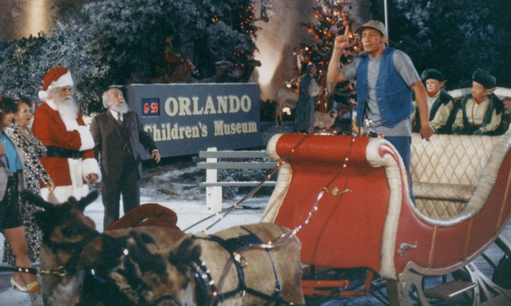 Best Christmas Movies - Ernest Saves Christmas