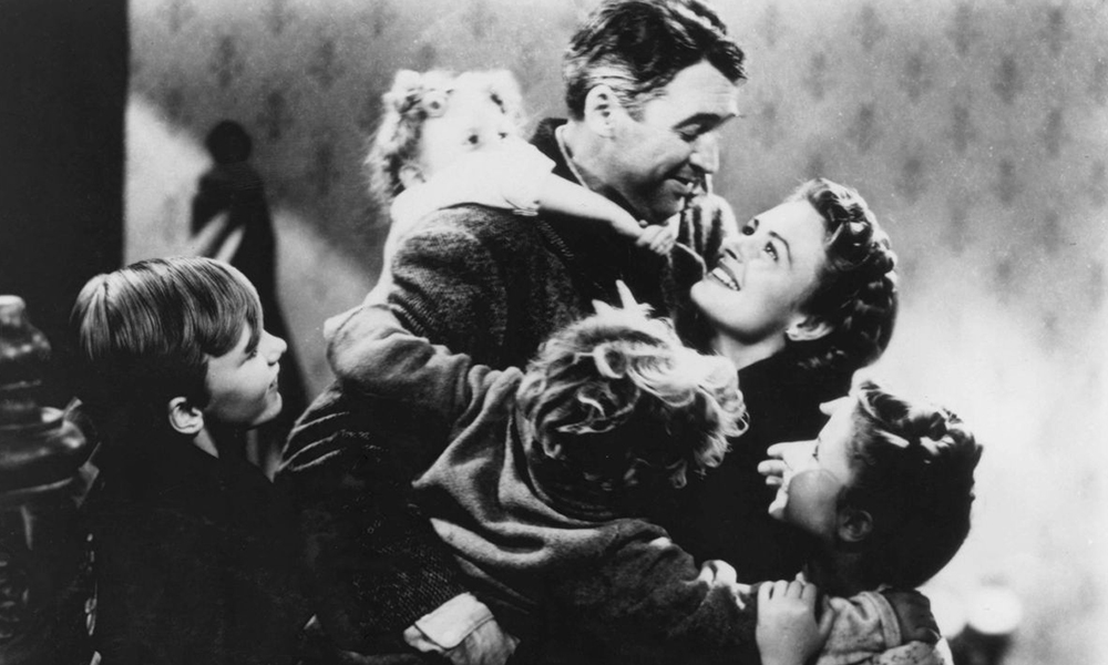 Best Christmas Movies - It's A Wonderful Life
