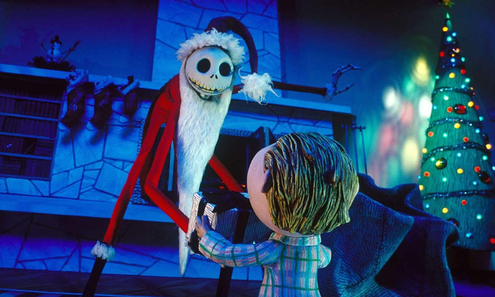 Best Christmas Movies - The Nightmare Before Christmas