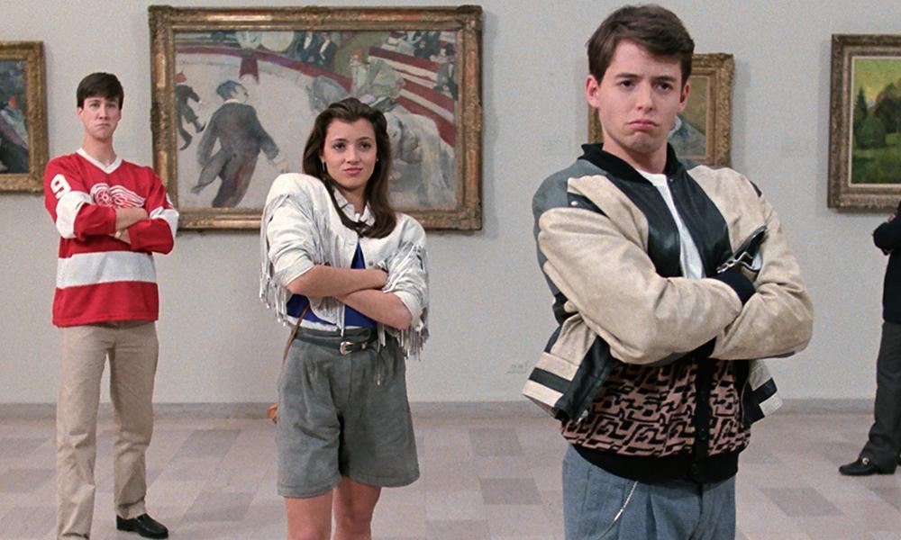 Best High School Angst Movies - Ferris Bueller's Day Off