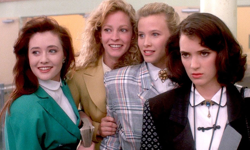Best High School Angst Movies - Heathers
