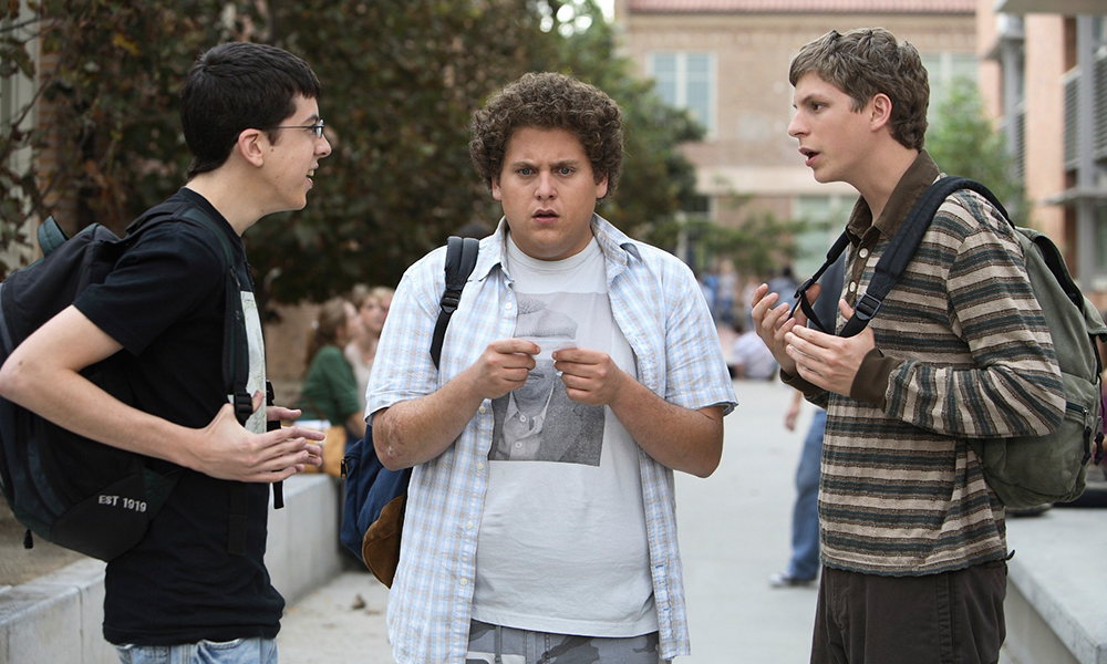 Best High School Angst Movies - Superbad